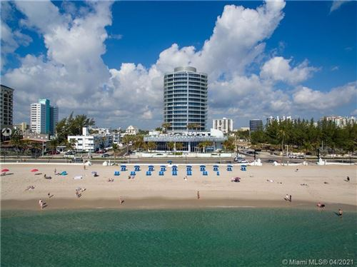 Photo of 701 N Fort Lauderdale Blvd #114, Fort Lauderdale, FL 33304 (MLS # A10618241)