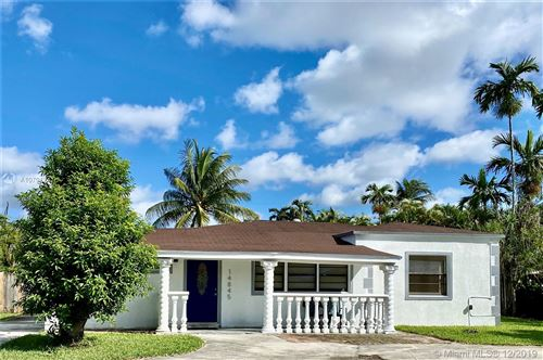 Photo of Listing MLS a10791241 in 14845 Garden Dr Miami FL 33168