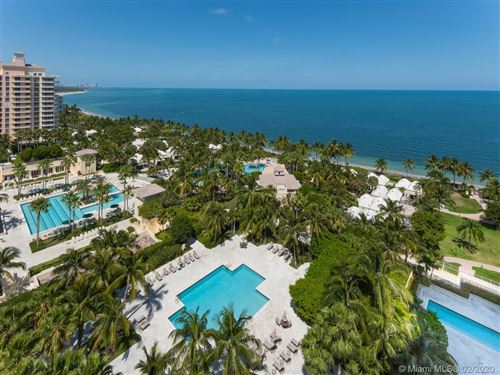Photo of 799 Crandon Blvd #1503, Key Biscayne, FL 33149 (MLS # A10825241)