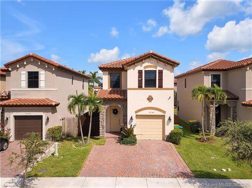 Photo of 3747 NE 1st St, Homestead, FL 33033 (MLS # A10930241)