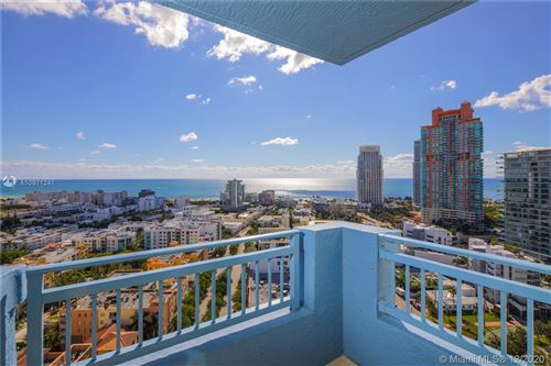 Photo of 90 Alton Rd #2501, Miami Beach, FL 33139 (MLS # A10971241)