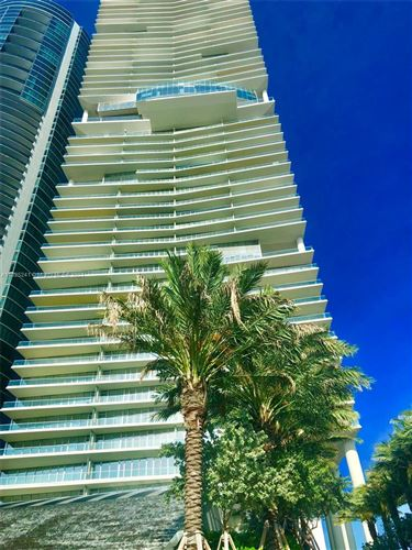 Photo of 18501 Collins Ave #3504, Sunny Isles Beach, FL 33160 (MLS # A11025241)