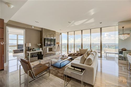 Photo of 9705 Collins Ave #1405N, Bal Harbour, FL 33154 (MLS # A11080241)