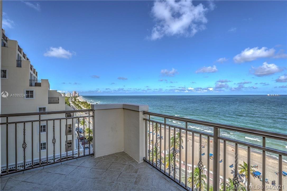 601 N Ft Lauderdale Beach Blvd #902, Fort Lauderdale, FL 33304 - #: A10992241