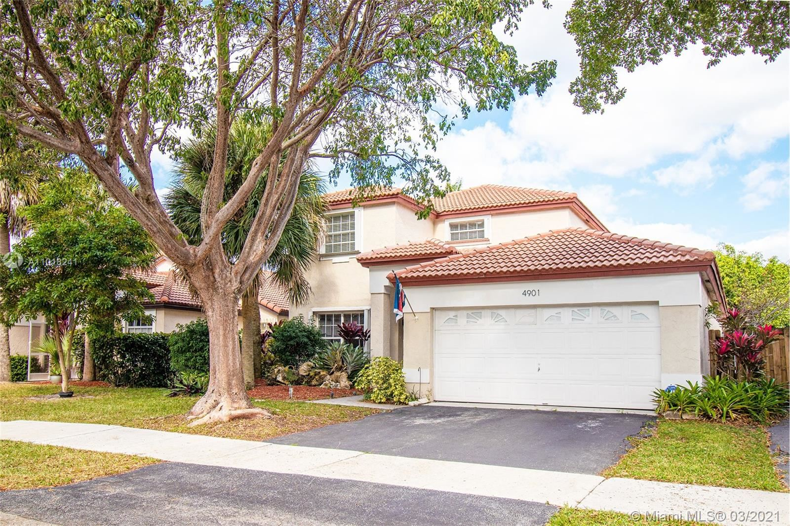 4901 NW 55th Ct, Coconut Creek, FL 33073 - #: A11018241