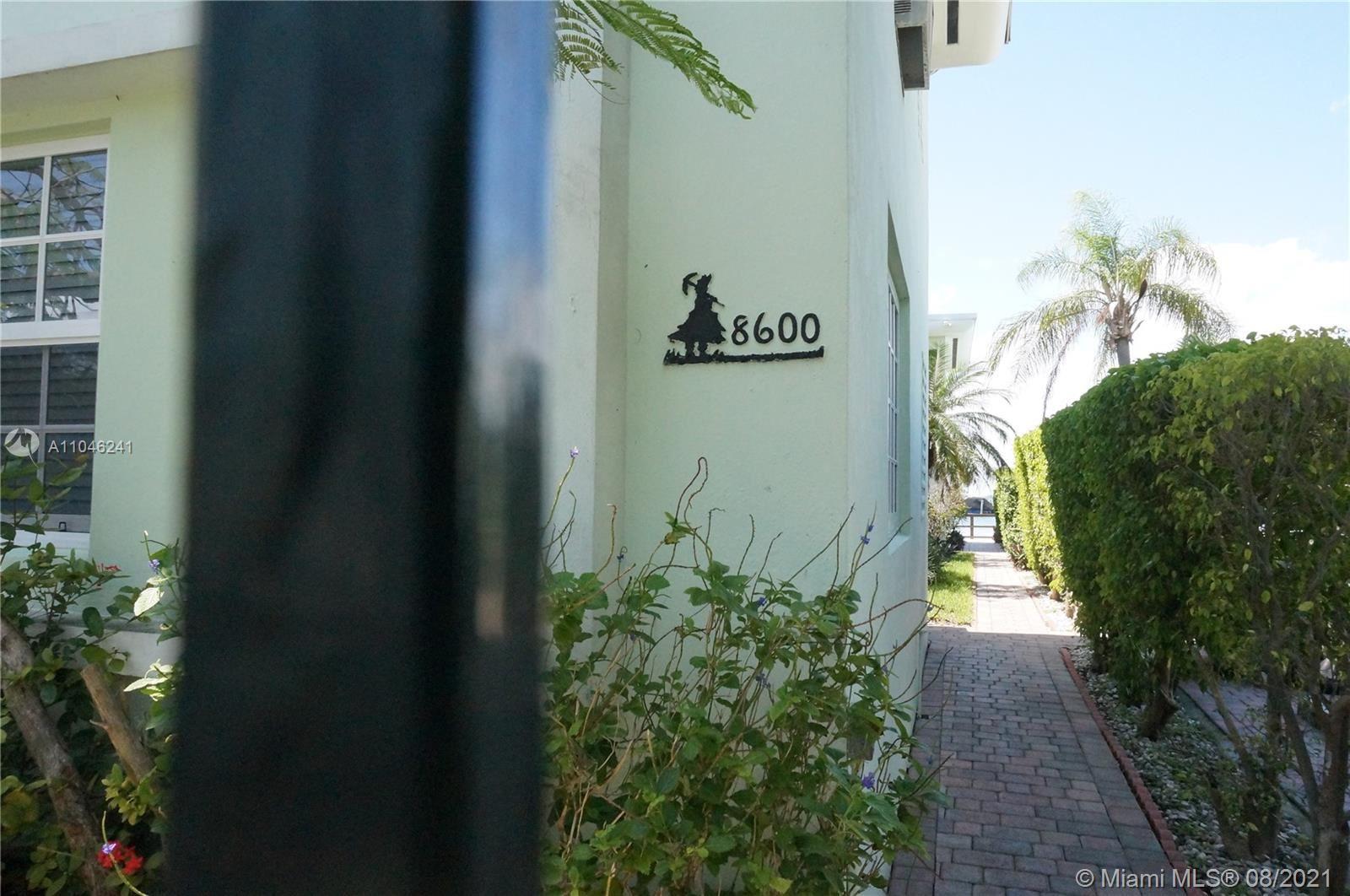 8600 Byron Ave #8600-4, Miami Beach, FL 33141 - #: A11046241