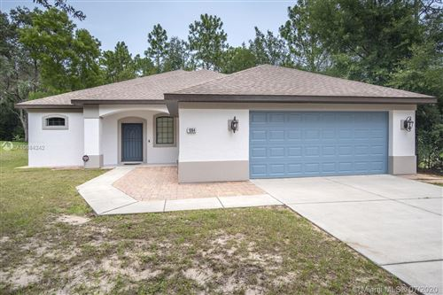 Photo of 1064 N Short Line Way, Inverness, FL 34453 (MLS # A10884242)