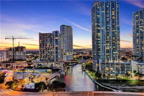 Photo of 31 SE 5th St #2111, Miami, FL 33131 (MLS # A10921242)