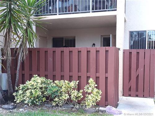 Photo of 8031 S Southgate Blvd #K4, North Lauderdale, FL 33068 (MLS # A11009242)