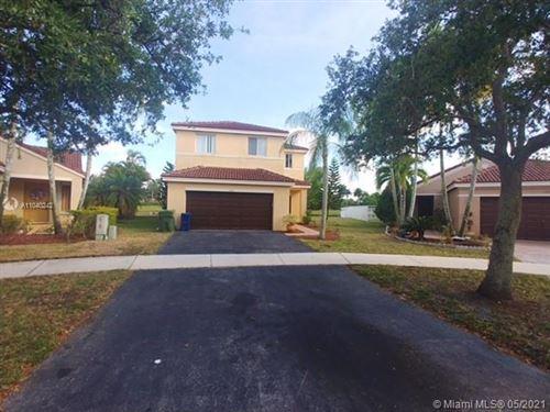 Photo of 1357 Majesty Ter #1357, Weston, FL 33327 (MLS # A11040242)