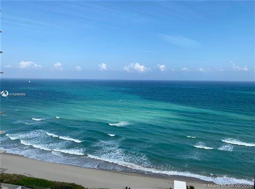 Photo of 2030 S Ocean Dr #2121, Hallandale Beach, FL 33009 (MLS # A11098242)