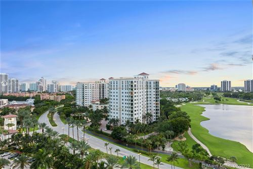 Photo of 20185 E Country Club Dr #1404, Aventura, FL 33180 (MLS # A10708243)