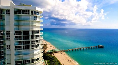 Photo of 16425 Collins Ave #2616, Sunny Isles Beach, FL 33160 (MLS # A10727243)