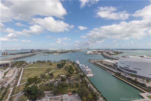 Photo of 900 Biscayne Blvd #2804, Miami, FL 33132 (MLS # A10831243)