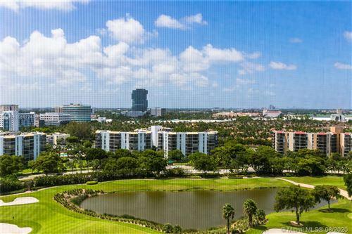 Photo of 20301 W Country Club Dr #1722, Aventura, FL 33180 (MLS # A10897243)