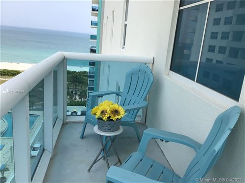 Photo of 9201 Collins Ave #921, Surfside, FL 33154 (MLS # A11028243)