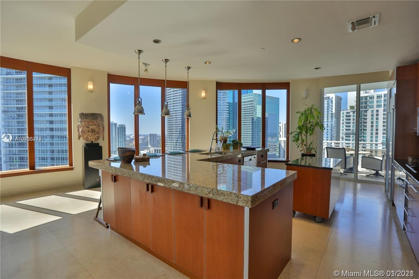 Photo of 901 Brickell Key Blvd #3504, Miami, FL 33131 (MLS # A10990243)
