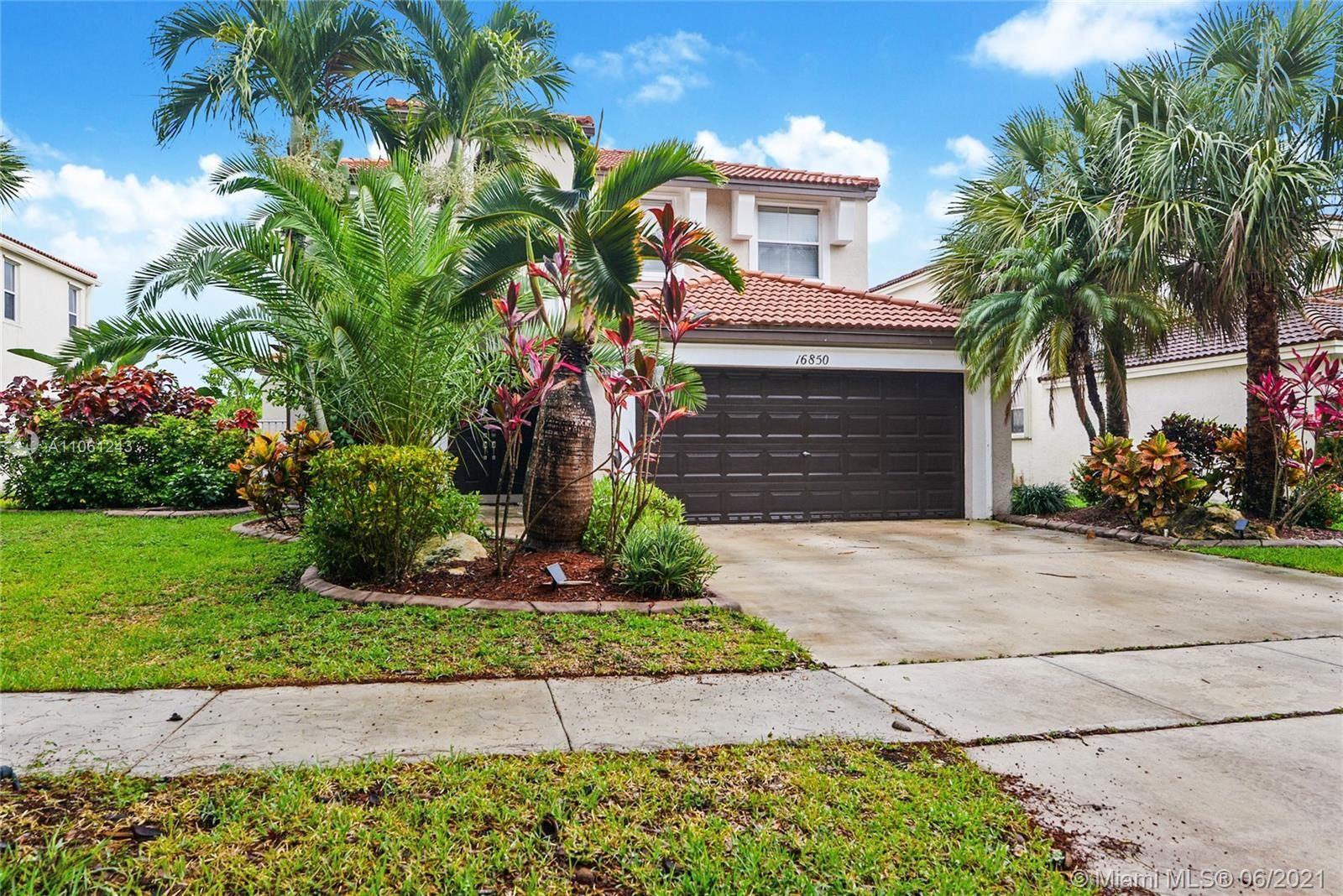 Photo of 16850 SW 49th Ct, Miramar, FL 33027 (MLS # A11061243)
