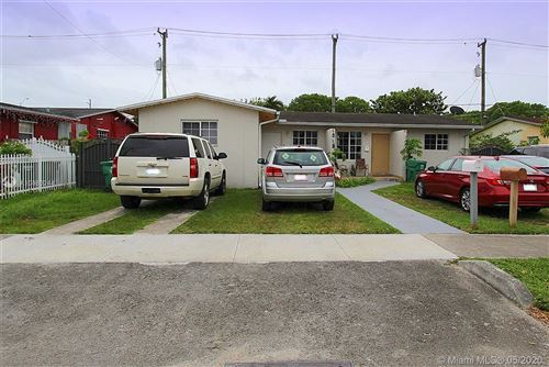Photo of Listing MLS a10860244 in 11250 SW 7th St Sweetwater FL 33174
