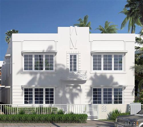Photo of 1610 Euclid Ave #A-108, Miami Beach, FL 33139 (MLS # A10941244)