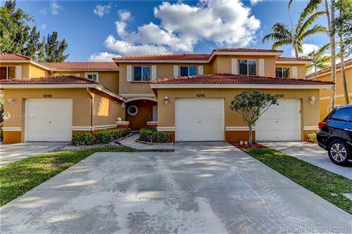 Photo of 6092 Southard St, West Palm Beach, FL 33411 (MLS # A11027244)