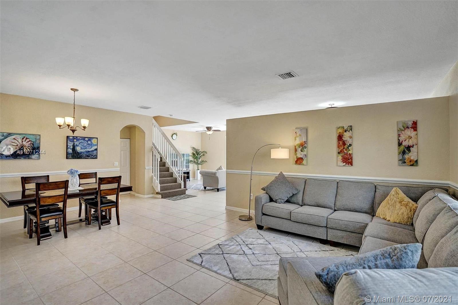 Photo of 16844 SW 49th Ct, Miramar, FL 33027 (MLS # A11071244)
