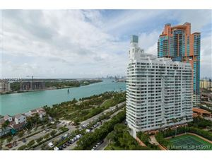 Photo of 400 S Pointe Dr #1201, Miami Beach, FL 33139 (MLS # A10367245)