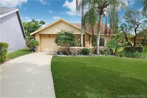 Photo of Listing MLS a10822245 in 2666 Blue Sage Ave Coconut Creek FL 33063