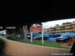 Photo of Listing MLS a10851245 in 8415 SW 107th Ave #160W Miami FL 33173