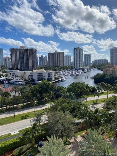 Photo of Listing MLS a10859245 in 19900 E Country Club Dr #907 Aventura FL 33180