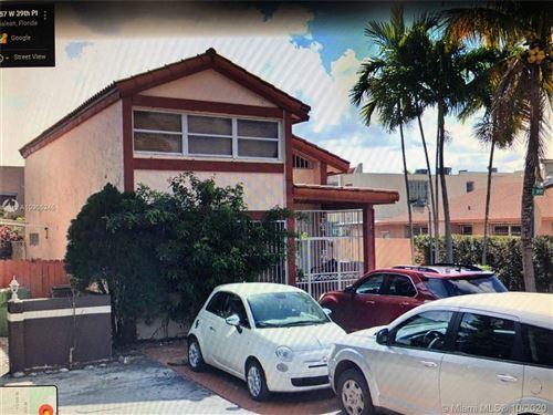 Foto de inmueble con direccion 872 W 39th Pl Hialeah FL 33012 con MLS A10905245