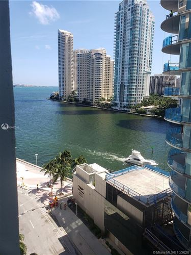Photo of 300 S Biscayne Blvd #L-1004, Miami, FL 33131 (MLS # A10940245)