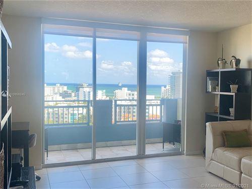 Photo of 90 Alton Rd #1603, Miami Beach, FL 33139 (MLS # A10956245)