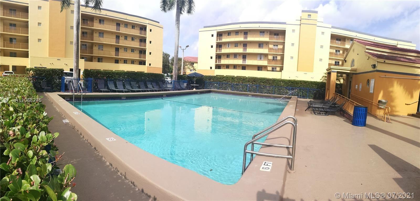 14931 SW 82nd Ln #18-102, Miami, FL 33193 - #: A11068245