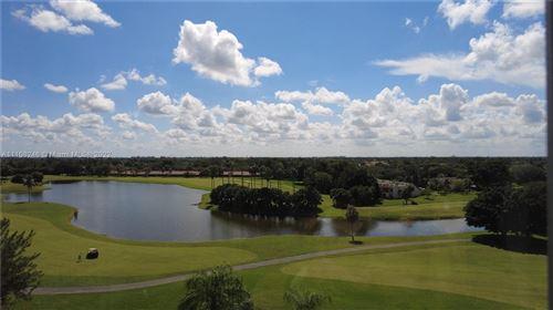Photo of 16300 Golf Club Rd #807, Weston, FL 33326 (MLS # A11108246)