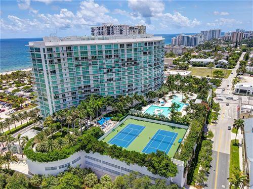 Photo of 1 N Ocean Blvd #905, Pompano Beach, FL 33062 (MLS # A11115246)