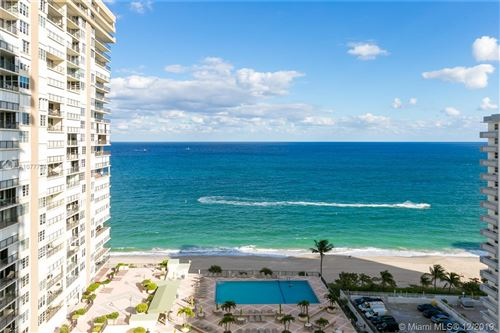 Photo of 4280 Galt Ocean Dr #15B, Fort Lauderdale, FL 33308 (MLS # A10777247)