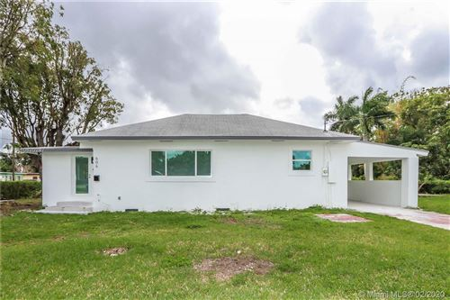 Photo of Listing MLS a10820247 in 606 NW 4th St Homestead FL 33030