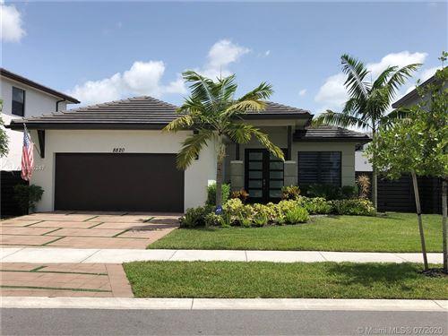 Photo of 8820 NW 155th Ter #., Miami Lakes, FL 33018 (MLS # A10885247)