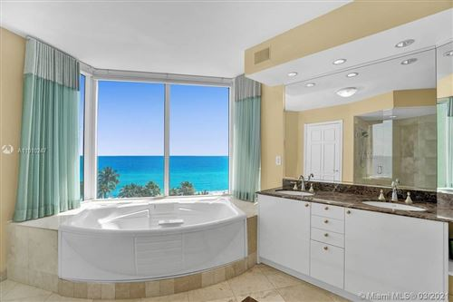Photo of 17555 Collins Ave #801, Sunny Isles Beach, FL 33160 (MLS # A11010247)