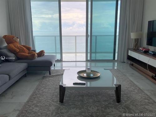 Photo of 3951 S Ocean Dr #1402, Hollywood, FL 33019 (MLS # A11065248)