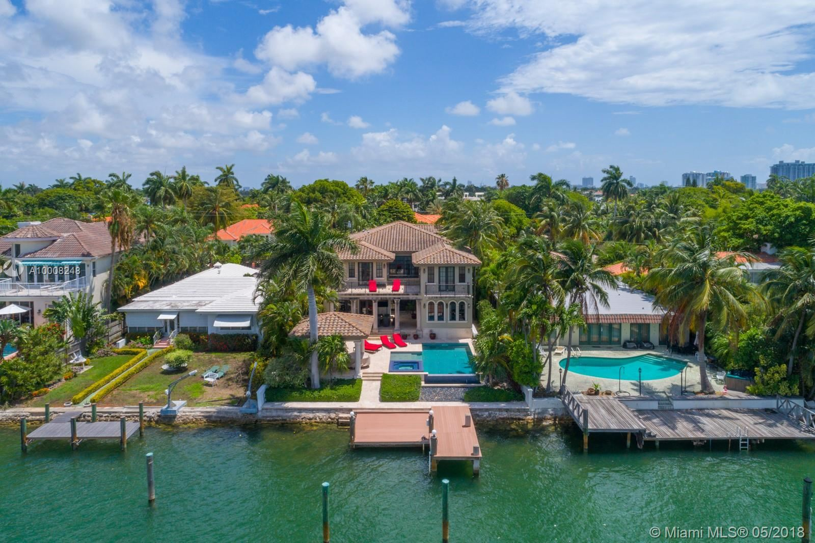 Photo 22 of Listing MLS a10008248 in 280 S HIBISCUS DR Miami Beach FL 33139