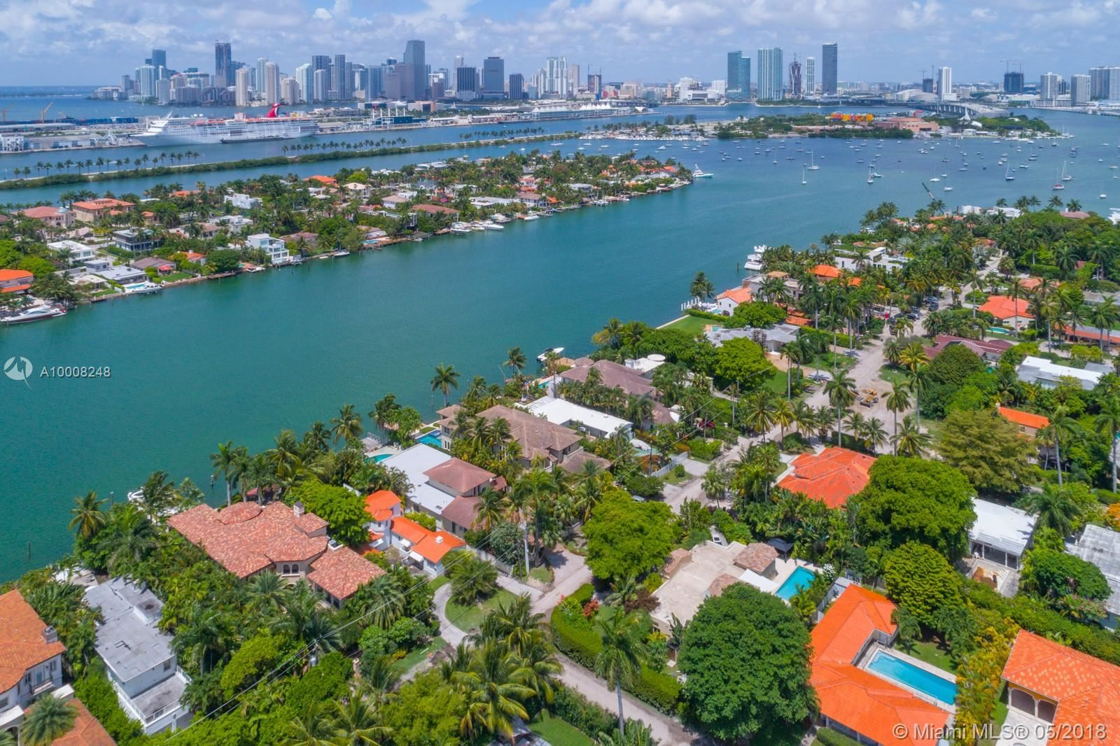 Photo 23 of Listing MLS a10008248 in 280 S HIBISCUS DR Miami Beach FL 33139