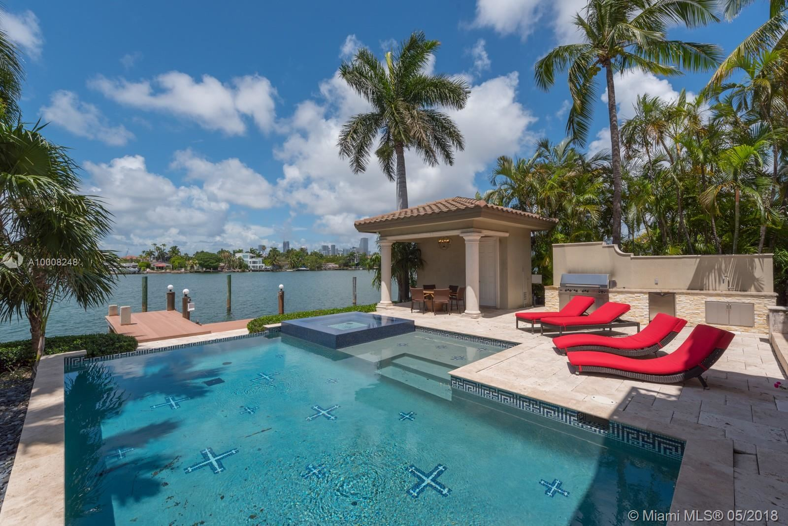 Photo 24 of Listing MLS a10008248 in 280 S HIBISCUS DR Miami Beach FL 33139