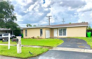 Photo of Listing MLS a10674249 in 12281 NW 29th Pl Sunrise FL 33323