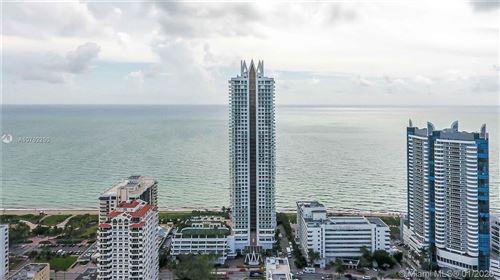 Photo of 6365 Collins Ave #2810, Miami Beach, FL 33141 (MLS # A10792250)