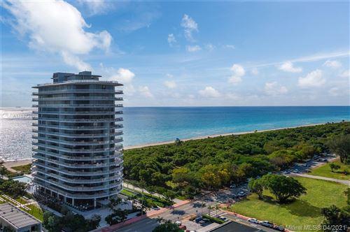 Photo of 8701 Collins Ave #1601, Miami Beach, FL 33154 (MLS # A11027250)