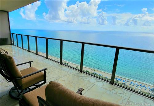 Photo of 9705 Collins Ave #2204N/2205N, Bal Harbour, FL 33154 (MLS # A11075250)