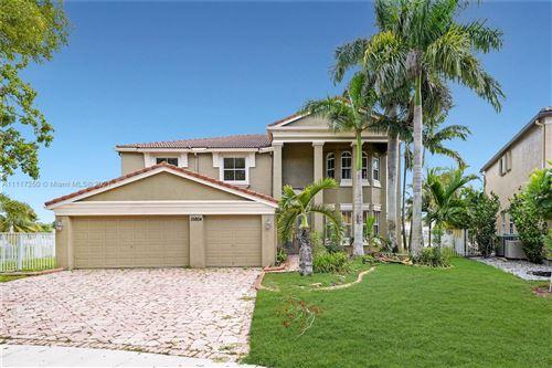 Photo of 15804 SW 52nd St, Miramar, FL 33027 (MLS # A11117250)