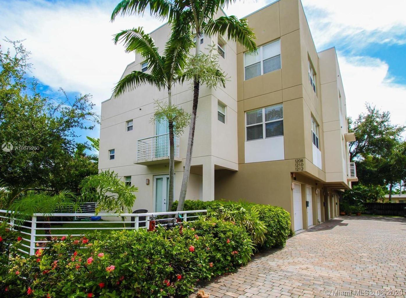 1212 NE 11th Ave #1212, Fort Lauderdale, FL 33304 - #: A10879250